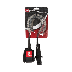 Red Paddle Co 8' Knee  Leash Flatwater Coil 2021