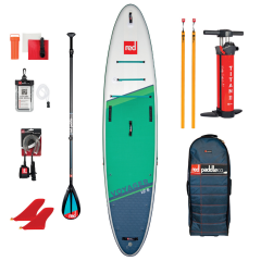 SET RED PADDLE CO 12'6'' VOYAGER 2021