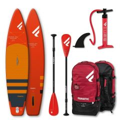 SET FANATIC 10'0'' RIPPER AIR TOURING & RIPPER PURE 3-PIECE PADDLE 2021