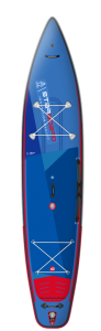 STARBOARD 12'6'' TOURING DELUXE DOUBLE CHAMBER DDC 2021