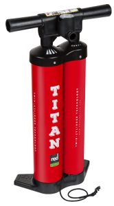 Red Paddle Co Titan I Doppelzylinder Pumpe 2021