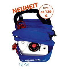 18 PSI – Sport Vibrations® Elektrische SUP PUMPE mit Akku