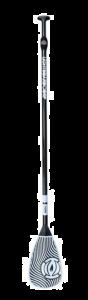 LIGHTBOARDCORP INTERMEDIATE Carbon / Nylon Kinderpaddel verstellbar 2021