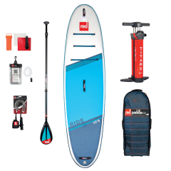 SET RED PADDLE CO 10'6'' RIDE 2021