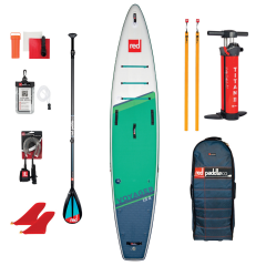 SET RED PADDLE CO 13'2'' VOYAGER+ 2021