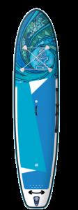 "STARBOARD 11'2"" iGO TIKHINE WAVE DELUXE SINGLE CHAMBER SC 2021"