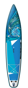 STARBOARD 12'6'' TOURING TIKHINE WAVE DELUXE SINGLE CHAMBER SC 2021