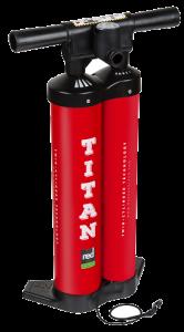 Red Paddle Co Titan I Doppelzylinder Pumpe 2021